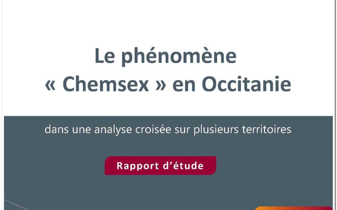 Le phénomène « Chemsex » en Occitanie